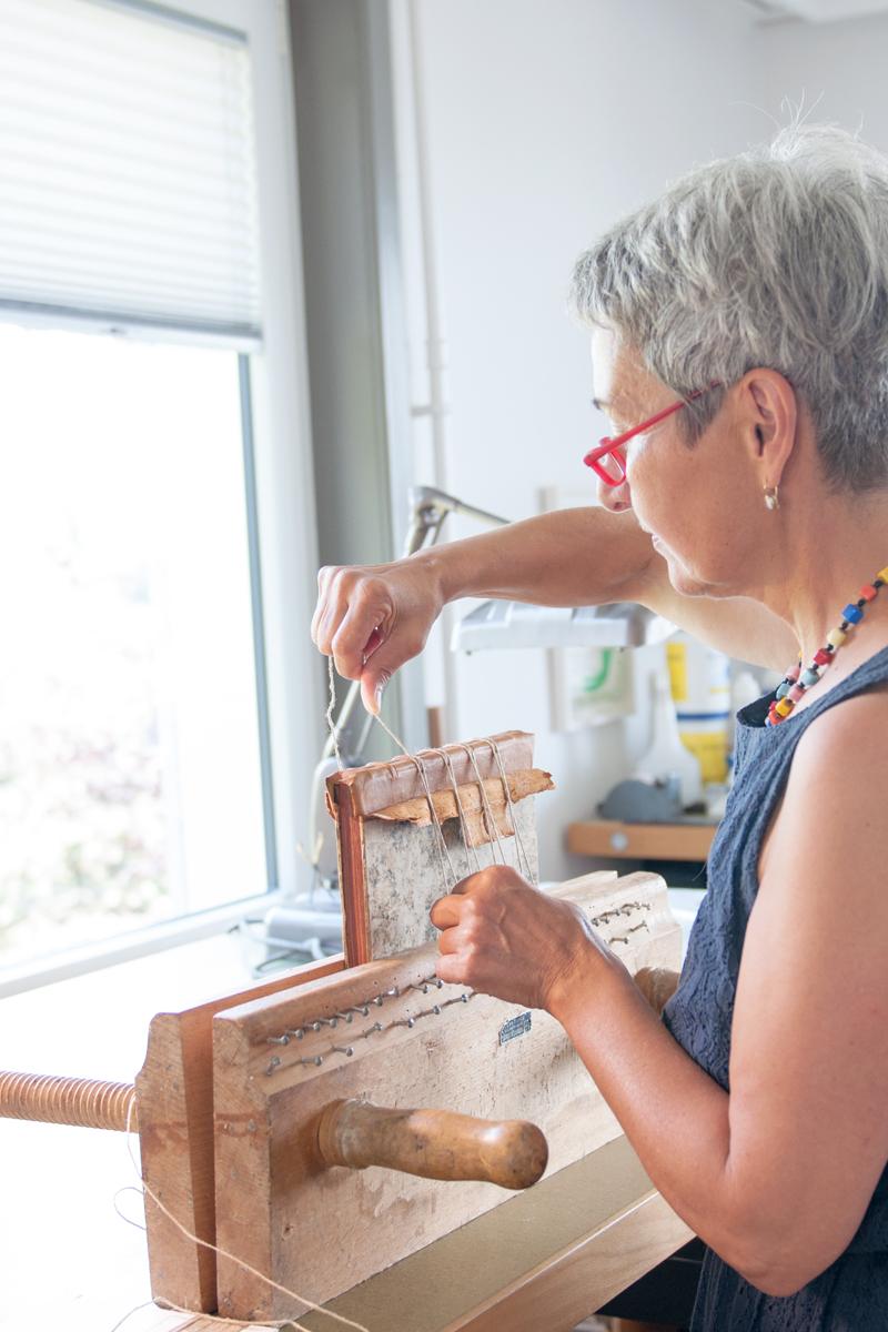 Agatha Ebneter - Atelier